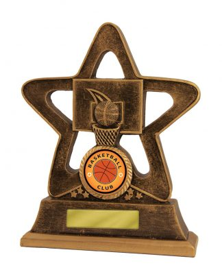 Basketball Trophy 587B/7 145mm