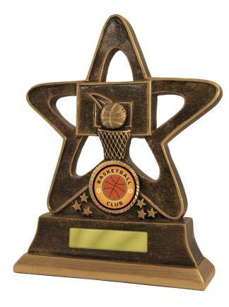 Basketball Trophy 587C/7 175mm