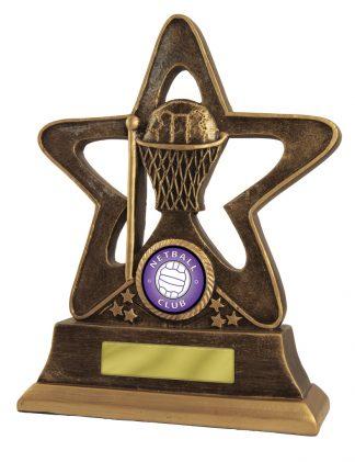 Netball Trophy 587C/8 175mm