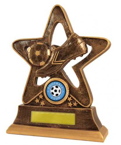 Football (Soccer)  Trophy 587C/9 175mm