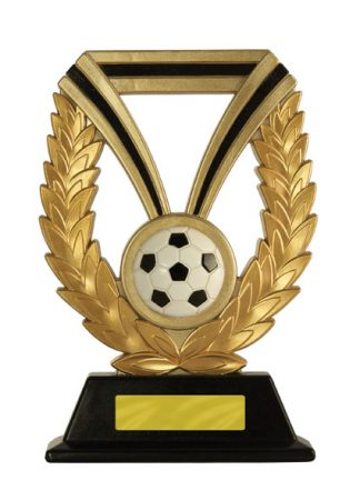 Football (Soccer)  Trophy 593JB/9 175mm