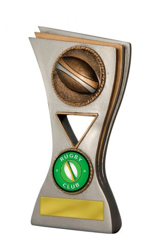 Rugby Trophy 597A/6 150mm