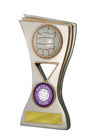 Netball Trophy 597A/8 150mm
