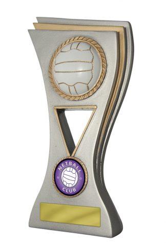 Netball Trophy 597B/8 195mm
