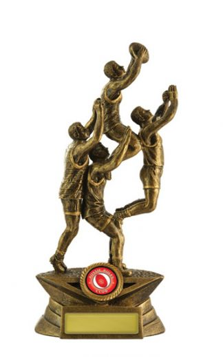Aussie Rules Trophy 599/3C 250mm