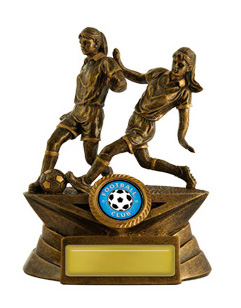 Football (Soccer)  Trophy 599/9FA 150mm