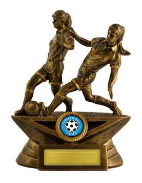 Football (Soccer)  Trophy 599/9FB 175mm
