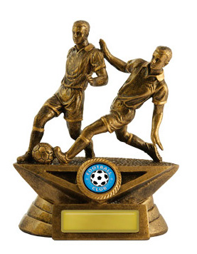 Football (Soccer)  Trophy 599/9MB 175mm