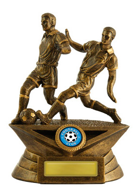 Football (Soccer)  Trophy 599/9MC 200mm
