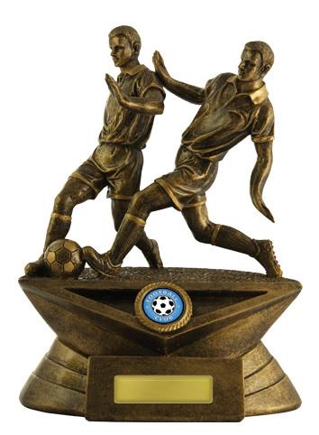 Football (Soccer)  Trophy 599/9ME 250mm