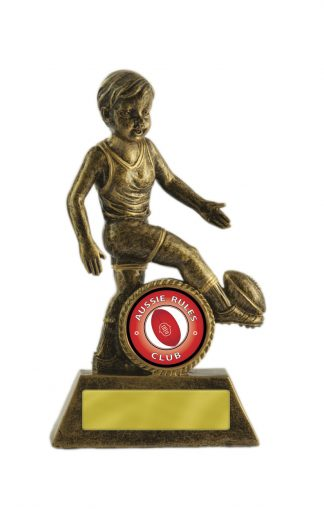 Aussie Rules Trophy 601G/3 125mm