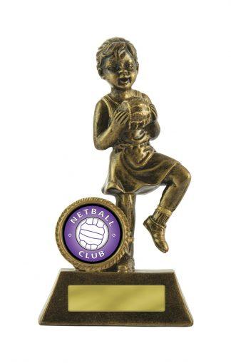 Netball Trophy 601G/8 125mm