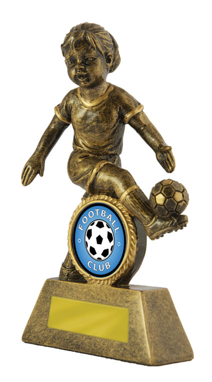 Football (Soccer)  Trophy 601G/9F 125mm