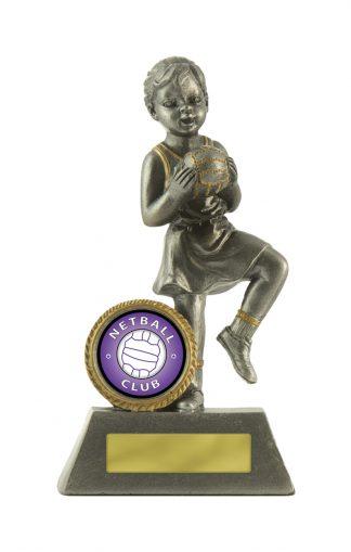 Netball Trophy 601S/8 125mm