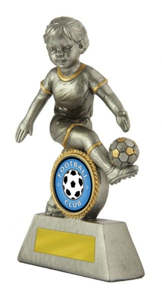 Football (Soccer)  Trophy 601S/9F 125mm