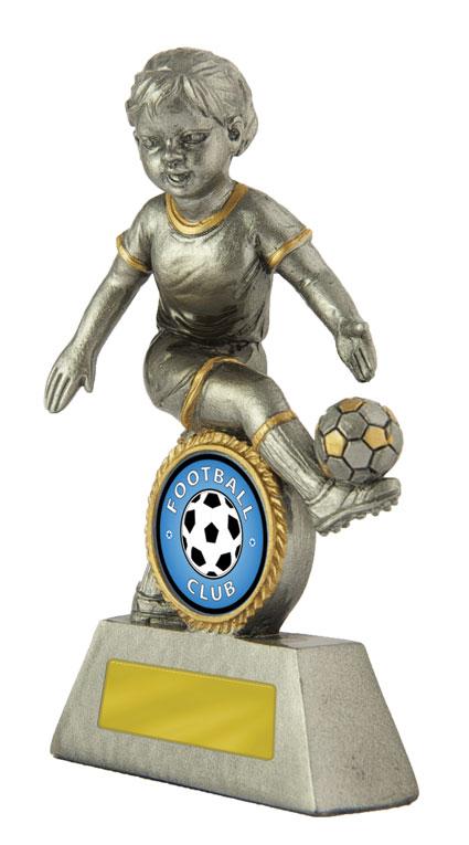 Football (Soccer)  Trophy 601S/9F 125mm