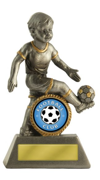 Football (Soccer)  Trophy 601S/9M 125mm