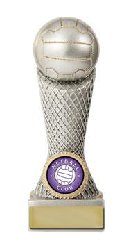 Netball  Trophy 608S/8A 150mm
