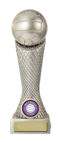 Netball  Trophy 608S/8C 200mm