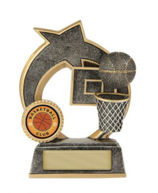 Basketball  Trophy 609/7A 120mm