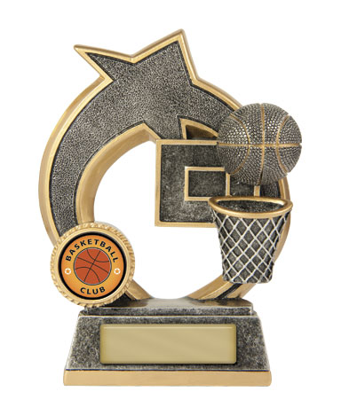 Basketball  Trophy 609/7B 140mm