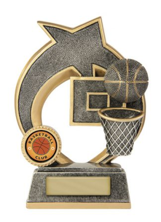 Basketball  Trophy 609/7C 155mm
