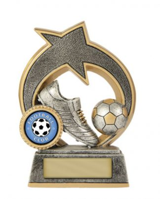 Football (Soccer)  Trophy 609/9A 120mm