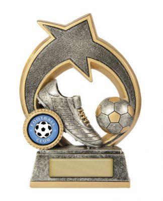 Football (Soccer)  Trophy 609/9B 140mm