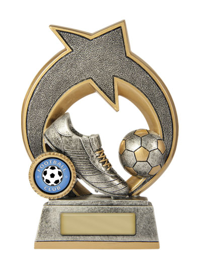 Football (Soccer)  Trophy 609/9C 155mm