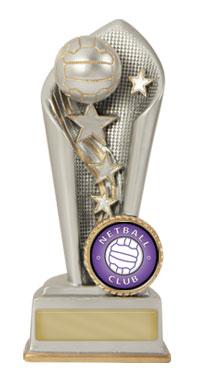 Netball  Trophy 612/8A 125mm