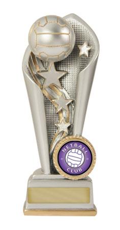 Netball  Trophy 612/8B 150mm