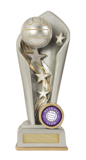 Netball  Trophy 612/8C 175mm