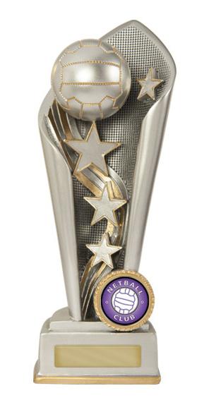 Netball  Trophy 612/8D 200mm