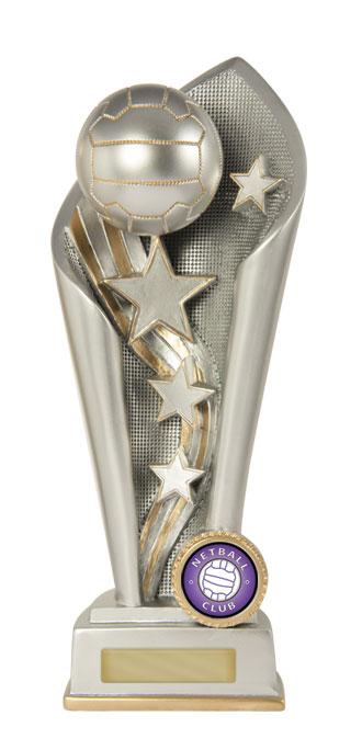 Netball  Trophy 612/8E 225mm