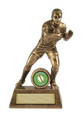 Rugby Trophy 625/6B 160mm