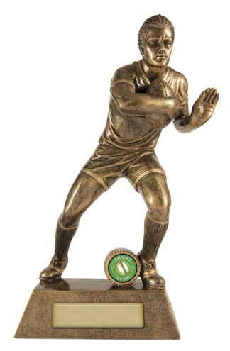 Rugby Trophy 625/6F 275mm