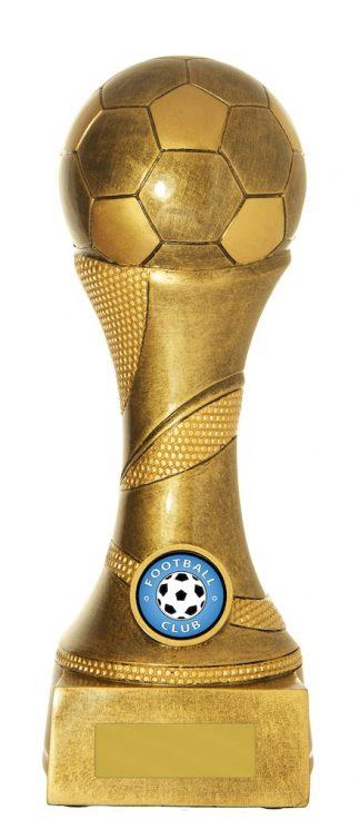 Football (Soccer)  Trophy 725G/9D 225mm