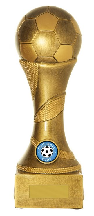 Football (Soccer)  Trophy 725G/9E 250mm