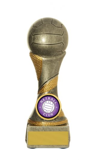 Netball Trophy 725S/8A 150mm