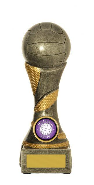 Netball Trophy 725S/8B 175mm