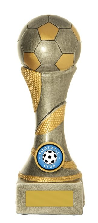 Football (Soccer)  Trophy 725S/9C 200mm