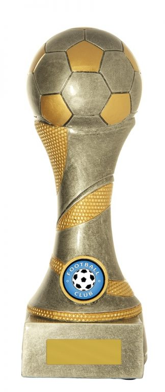 Football (Soccer)  Trophy 725S/9D 225mm