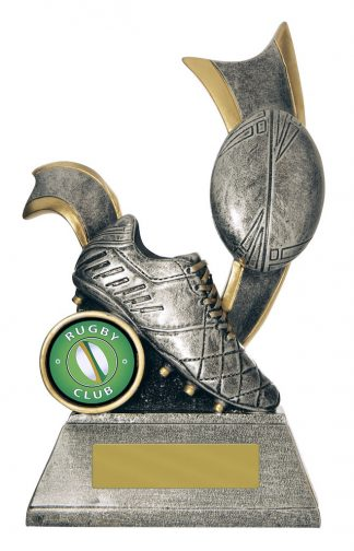 Rugby Trophy 726/6B 155mm