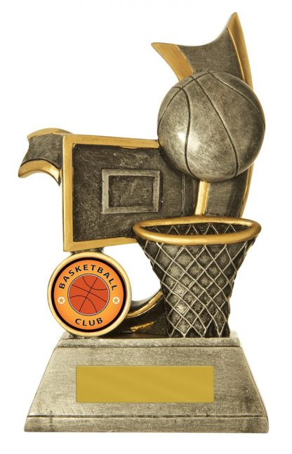 Basketball Trophy 726/7B 155mm