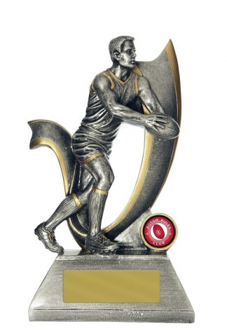 Aussie Rules Trophy 727/3D 225mm