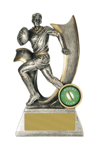 Rugby Trophy 727/6A 150mm