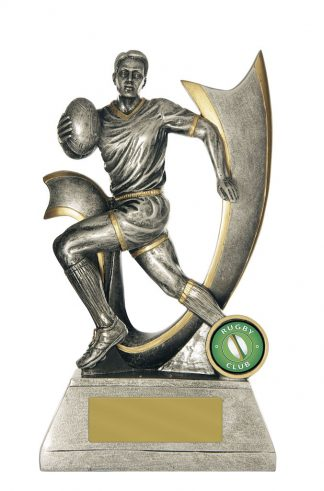 Rugby Trophy 727/6C 200mm