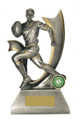 Rugby Trophy 727/6D 225mm