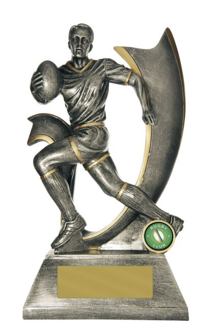 Rugby Trophy 727/6E 275mm