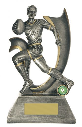 Rugby Trophy 727/6F 325mm